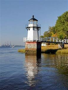 Doubling Point Range Lights Doubling Point Lighthouse Maine At Lighthousefriends Com