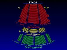 Lafontaine Theater Seating Chart Lunt Fontanne Theatre Motown 3 D Broadway Seating Chart