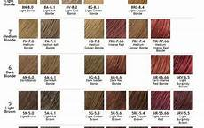 Ion Hair Color Chart Ion Color Brilliance Chart Hair Color Or Cut Ideas