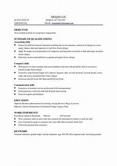 Resume Drafts Resume Draft