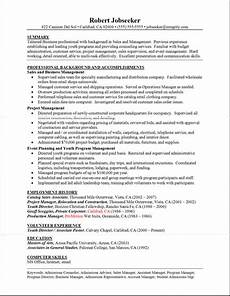 Professional Background Resume Examples Good Resume Examples Professional Background And