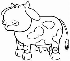 Outline Of Cow Onlinelabels Clip Art Cow Outline