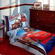 Disney Cars Bedroom Set Disney 174 Cars Fastest Team 4 Toddler Bedding Set