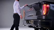 2019 gmc new tailgate 2019 gmc multipro tailgate