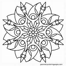 Malvorlagen Blumen Mandala Flower Mandala Coloring Pages Getcoloringpages
