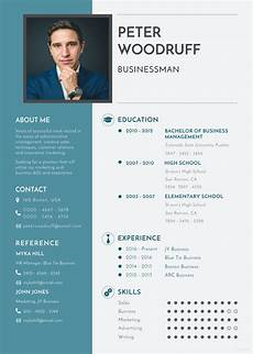 How To Design Resume Business Resume Template 11 Free Word Excel Pdf