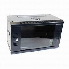 6u 300mm wall mount data cabinet