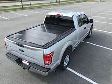2016 ford f150 truck bed cover in ingot silver truck bed