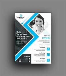 Business Advertisement Template Edison Modern Business Corporate Flyer Template 001420