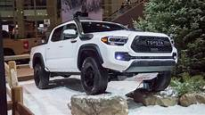 2020 Toyota Tacoma Updates by 2020 Toyota Tacoma Takes A Bow At The 2019 Chicago Auto