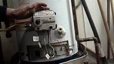 Honeywell Water Heater Control Valve No Light How To Diy Fix A Honeywell Water Heater Temprature Control