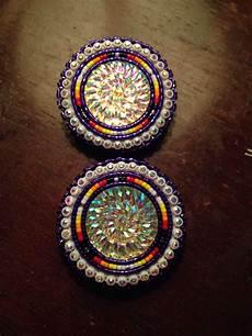 purple beaded earrings beaded earrings beaded earrings