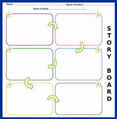 childrens story template 9 kids storyboard templates doc pdf psd free