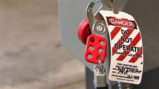 Lock Out Tag Out Check Out Mcaa S New Model Lockout Tagout Program For