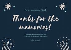Goodbye Card Template Printable Farewell Cards You Can Customize For Free Canva