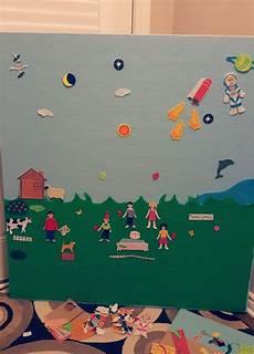 How To Do A Storyboard Felt Story Board Hands On Teaching Ideas Kindergarten