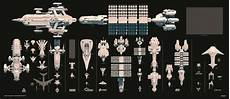 Ship Size Comparison Chart Citizen Spotlight Ship Size Comparison Space