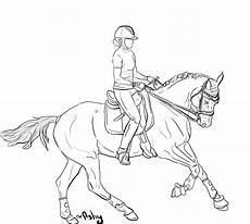 Ausmalbilder Pferde Dressur Ausmalbilder Pferde Dressur