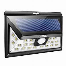 Litom Outdoor Solar Lights The Best Solar Lights For Outdoor Use Understand Solar