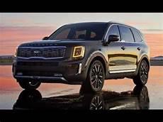 kia new suv 2020 2020 kia telluride suv interior exterior and drive