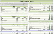 Holiday Budget Template Holiday Budget Do You Have One The Modchik