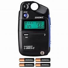 Light Meter Walmart Sekonic L 308x U Flashmate Light Meter W 4 Aa Batteries