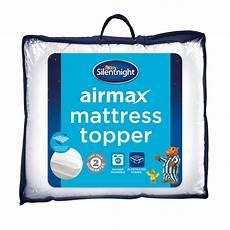 silentnight airmax 600 mattress topper costco uk