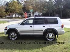 2002 Mitsubishi Montero Sport Light Karolinakid 2002 Mitsubishi Montero Sport Specs Photos