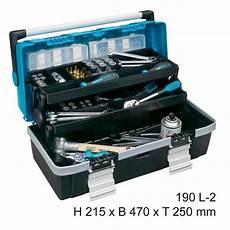 Hazet Werkzeugkasten Leer by Hazet 190l 2 Werkzeugkasten Leer