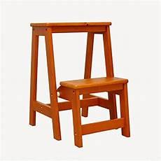 ladder stool step stool solid wood stool furniture 2 step