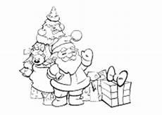 Ausmalbilder Weihnachten Tannenbaum Ausmalbilder Zu Weihnachten Weihnachtsmann Nikolaus Und