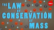 The Law Of Conservation Of Energy The Law Of Conservation Of Mass Todd Ramsey Youtube