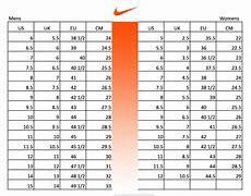 Mens Nike Size Chart Nike Shoes Size Conversion Chart Soleracks