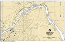 Mohawk River Depth Chart Mohawk River Schenectady Nautical Chart νοαα Charts Maps