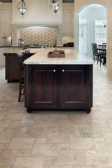 tiled kitchen floors ideas kitchen flooring ideas that match kitchen worktops
