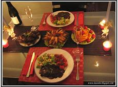 Romantic At Home Ideas For Her. romantic dinner ideas at