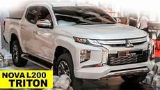 2020 Mitsubishi L200 by Mitsubishi L200 Triton 2020 Tecnol 211 Gica