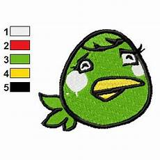 Angry Bird Designs Angry Birds Embroidery Design 49