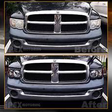2002 Dodge Ram Light Problems 2002 2005 Dodge Ram 1500 2500 3500 Black Headlights
