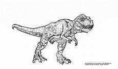 Malvorlage Dinosaurier Rex Tyrannosaurus Rex Gratis Ausmalbild