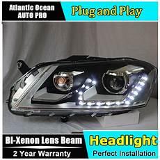 2012 Vw Passat Light Assembly Car Styling 2012 2015 For Vw Passat B7 Headlights Europe