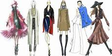 Fashion Apparel Design The Making Of Nyfw Designer Sketches And Inspiration