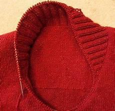 einen schalkragen stricken tichiro knits and cats