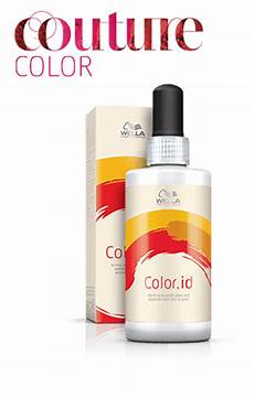 Wella Colour Id Chart Color Id Hair Application And Tips Wella Professionals