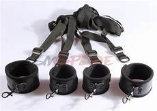 6 the bed restraint kit for s m cuffs