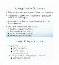 Sales And Marketing Plan Templates 13 Sales And Marketing Plan Templates Word Pdf Google