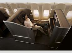 Why International First Class Is Slowly Disappearing From