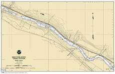 Mohawk River Depth Chart Mohawk River Nautical Chart νοαα Charts Maps