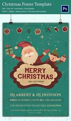 Christmas Poster Templates 74 Christmas Poster Templates Free Psd Eps Png Ai