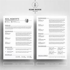 Clean Resume Template Word Clean Resume Template Word Resume Cv Amp Cover Letter
